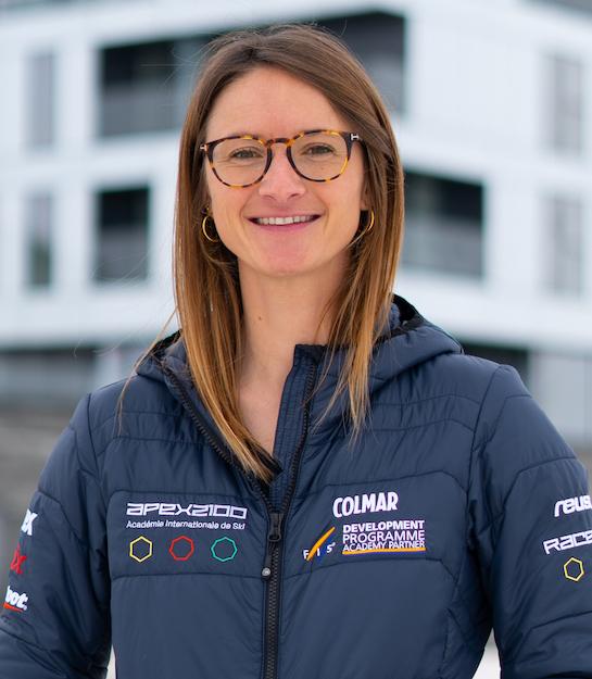 Caroline Prévot